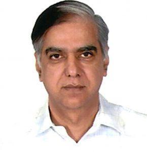Praveenshankar Pandya, Chairman GJEPC