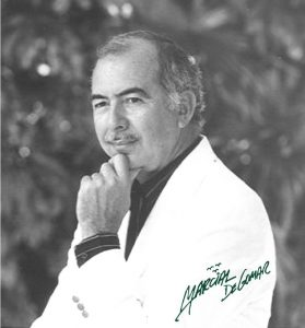 Manuel Marcial de Gomar, founder of Florida-based Emeralds International LLC