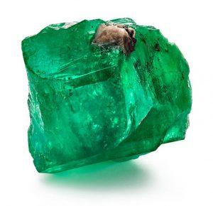 887-carat La Gloria emerald from Marcial de Gomar Collection