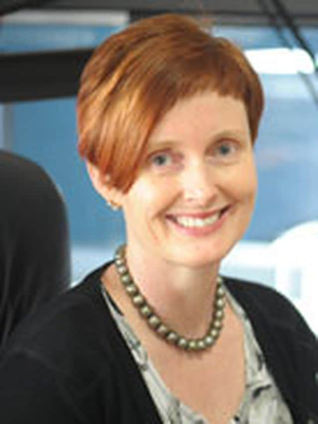 Kym Hughes, Specialist gemmology and jewellery valuation professional from Australia
