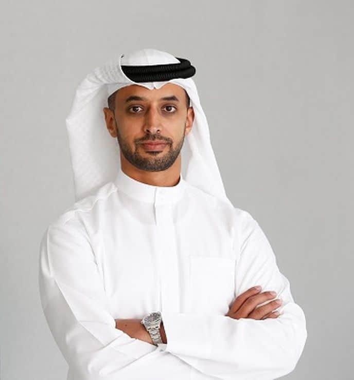 AHMED BIN SULAYEM- EXECUTIVE CHAIRMAN DUBAI MULTI COMMODITIES CENTER