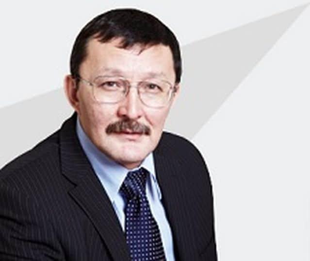 YURI OKOEMOV - ALROSA VICE-PRESIDENT