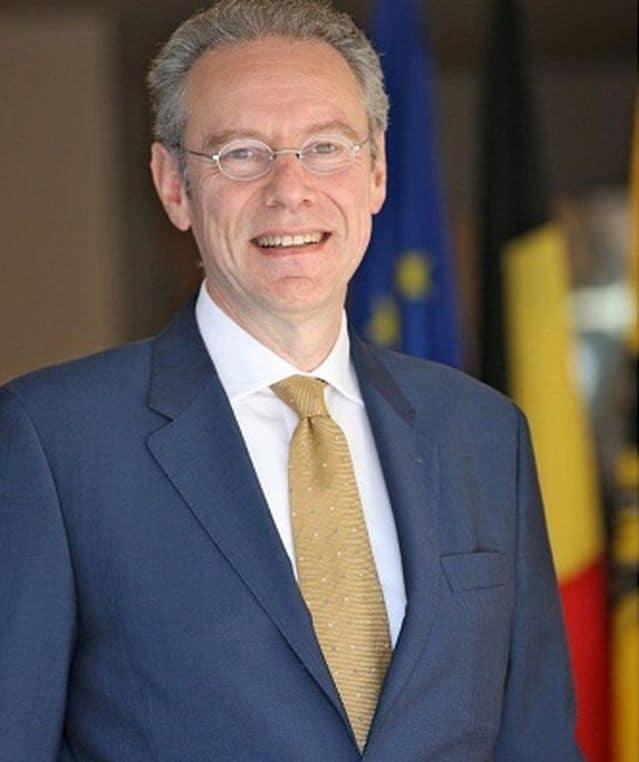 Stephane Fischler - Acting President of World Diamond Council