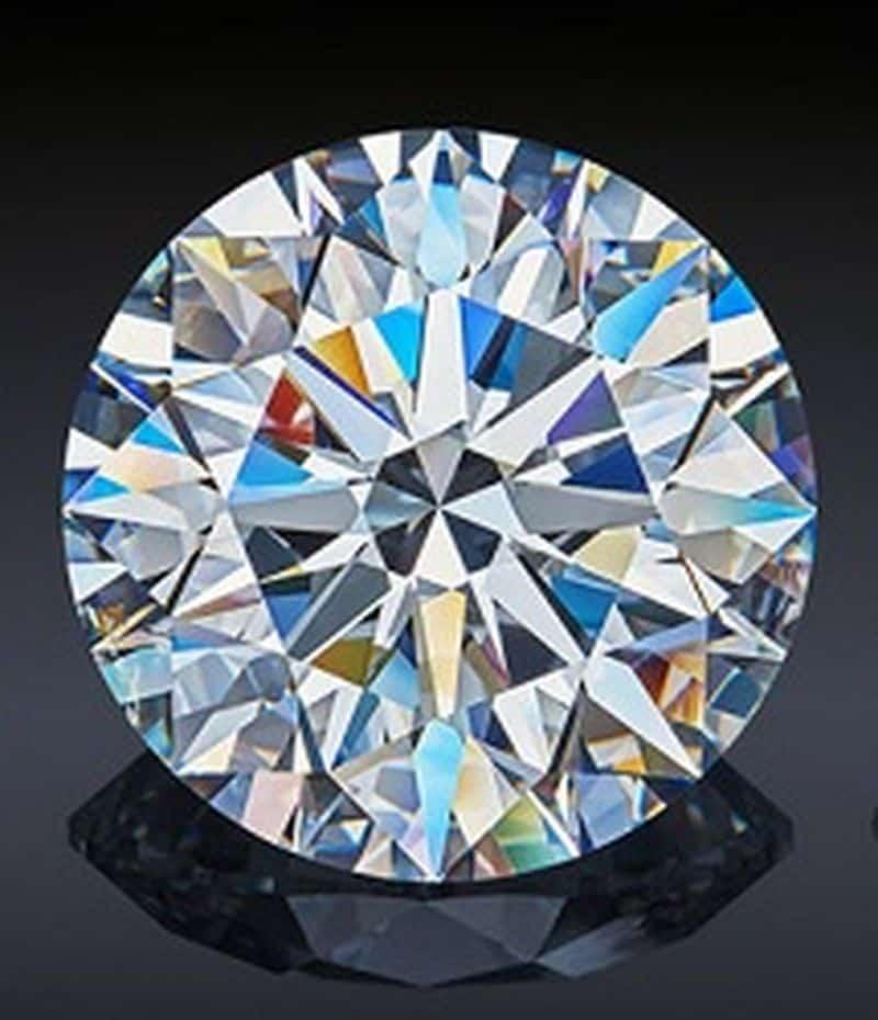 51.38-Carat, D-Color, VVS1 Clarity, Round Brilliant-Cut Dynasty Diamond