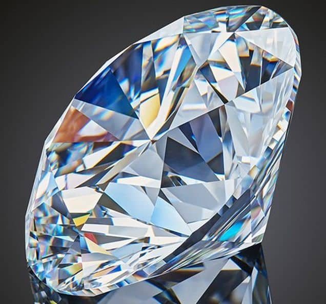 16.67-Carat, Round Brilliant-Cut Sheremetevs Diamond