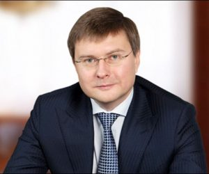 Sergei Ivanov - President of Alrosa