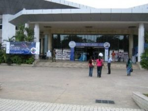 SIRIMAVO BANDARANAIKE MEMORIAL EXHIBITION AND CONVENTION CENTRE