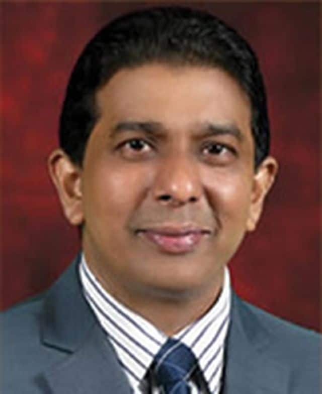 MR. MUSHTAQ JABIR - CHAIRMAN OF FACETS SRI LANKA 2017 ORGANIZING COMMITTEE