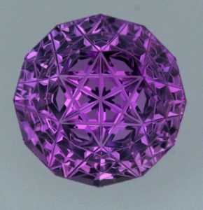 INNOVATIVE FACETING HONORABLE MENTION, DALAN HARGRAVE, 32.98 CT. SPECIALTY CUT KUNZITE