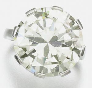 LOT 297- DIAMOND RING