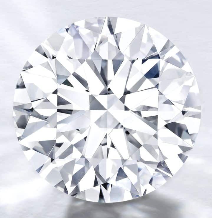 LOT 1854 - VERY FINE UNMOUNTED DIAMOND