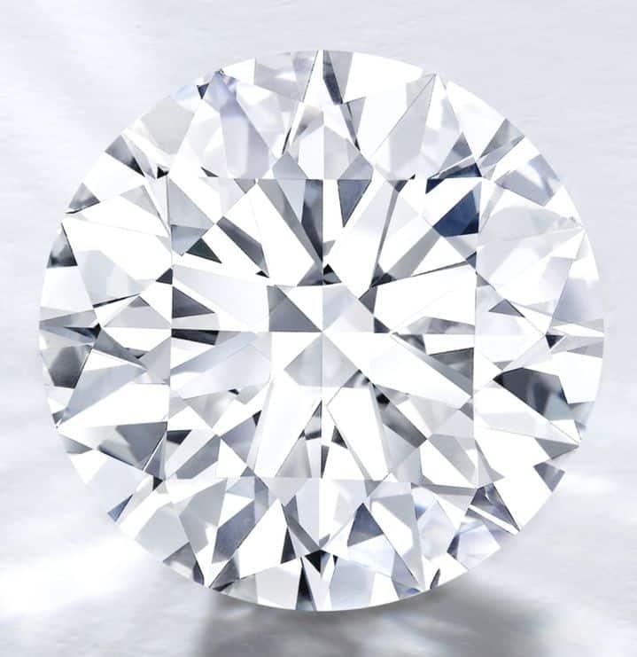 LOT 1854 - VERY FINE UNMOUNTED DIAMOND