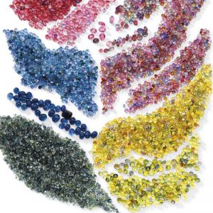 LOT 802 – COLLECTION OF UNMOUNTED GEMSTONES