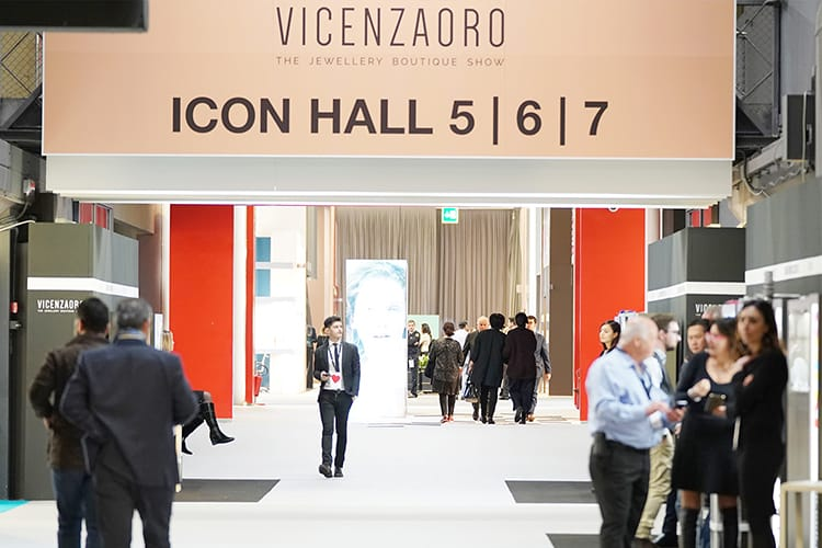 VICENZAORO JANUARY 2018 JEWELRY SHOW