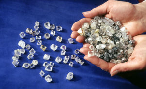 ALROSA ROUGH DIAMONDS