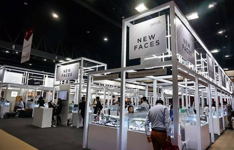 NEW FACES - SPECIAL EXHIBITION ZONE AT THE SHOW