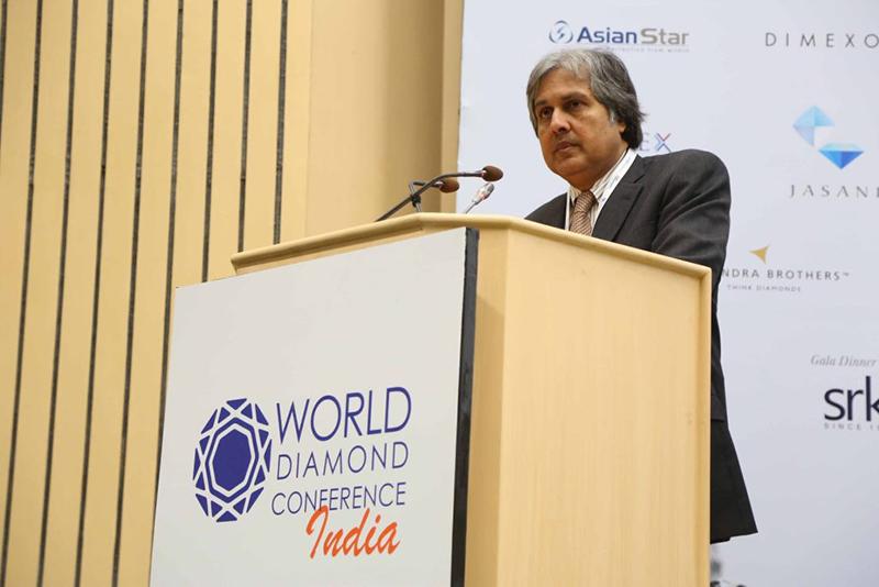 ANOOP MEHTA PRESIDENT BHARAT DIAMOND BOURSE