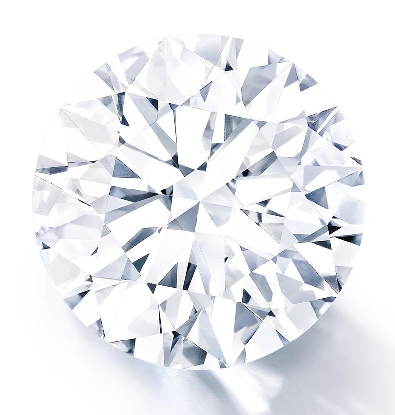 LOT 1781 - AN IMPORTANT UNMOUNTED DIAMOND