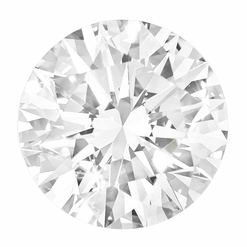 Lot 205 - AN IMPORTANT DIAMOND