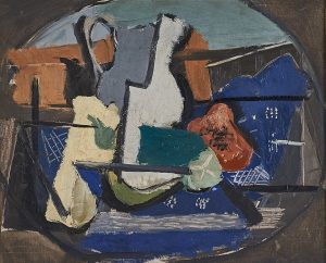 Lot 540: Arshile Gorky Still Life with Pitcher $50,000 - 70,000