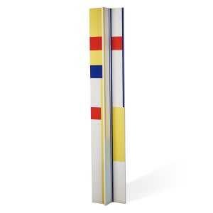 Lot 635: Ilya Bolotowsky 7-foot Open Column $30,000 - 50,000