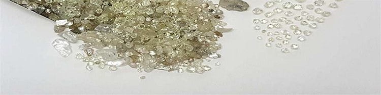 LULO DIAMONDS FROM THE JULY SALE PARCEL