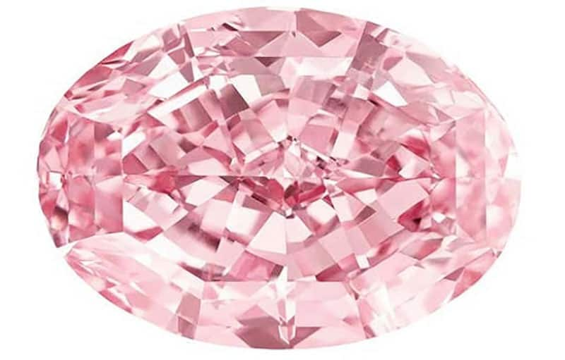 59.60-carat-oval-mixed-cut-internally-flawless.-fancy-vivid-pink-Pink-Star-diamond