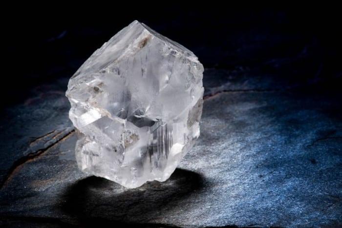 "424.89 carat D-Colour Type-IIa ""Legacy of the Cullinan Diamond Mine"" rough diamond"
