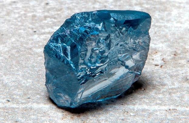 39.34-carat-type2b-rough-blue-diamond-recovered-by-petra-diamonds-in-april-2021