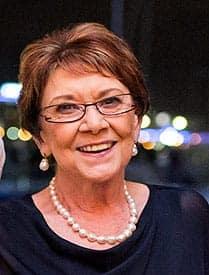 Mrs Diosma Fitzpatrick, collector of Argyle Pink Diamonds