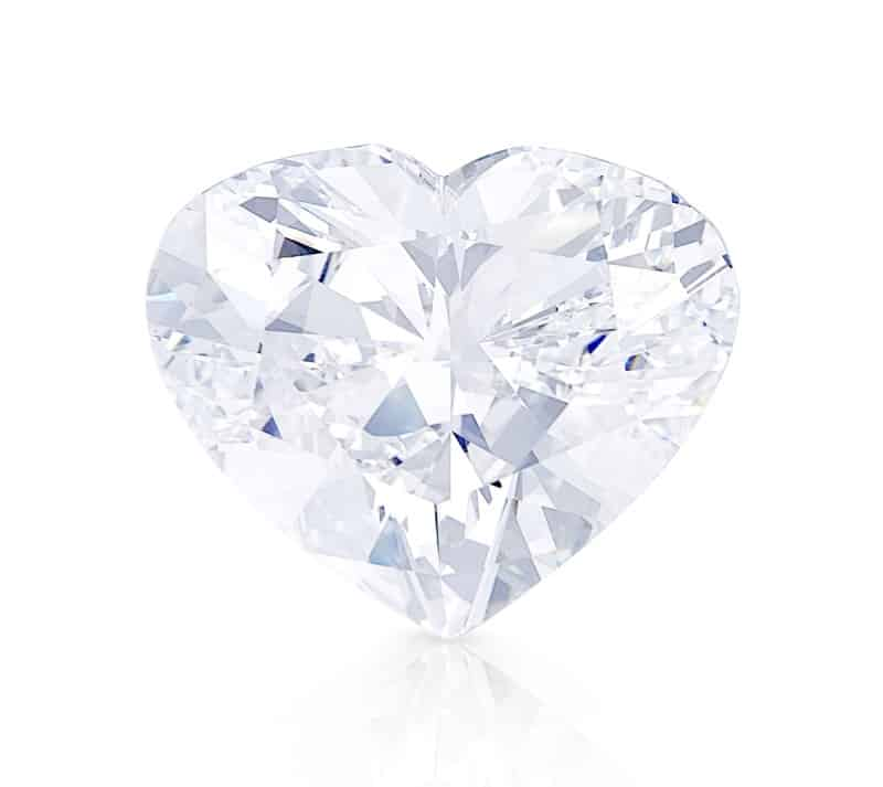 Lot-8007 an exceptional unmounted-diamond 50.05-carats D-color